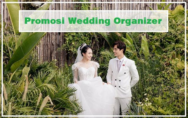 cara promosi jasa wedding organizer