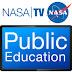 مشاهدة قناة ناسا التعليمية بث مباشر watch NASA TV Public-Education