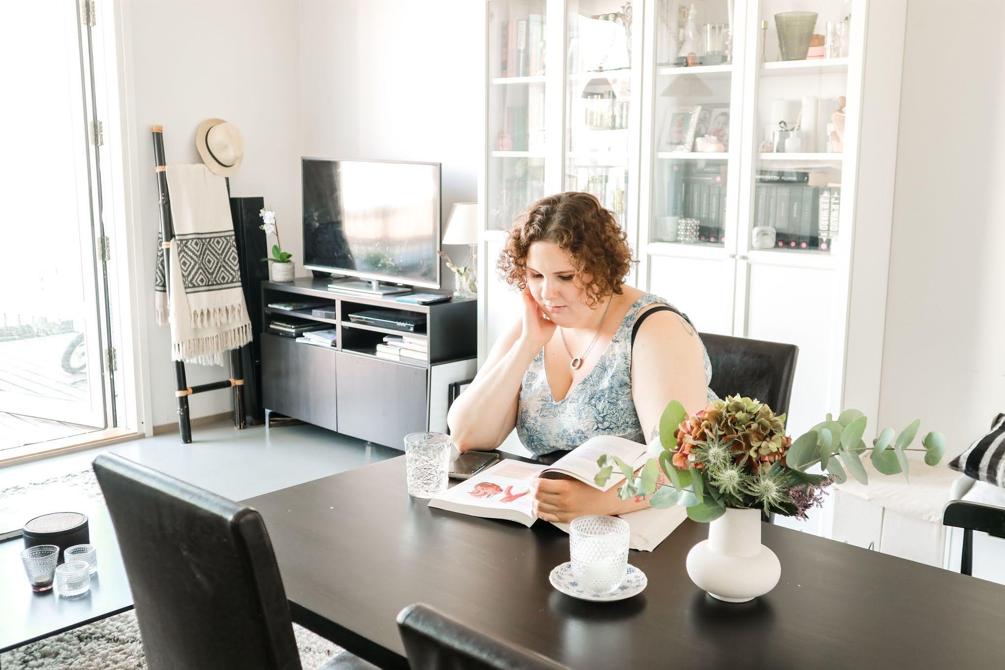 Big mamas home by Jenni S. Missä vaiheessa opintoni ovat nyt