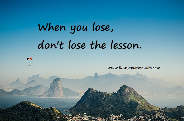 Lessons Taught By Life Quotes Short Quotes