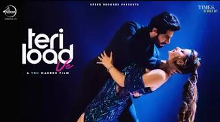 Teri Load Ve Lyrics - Singga x Urvashi Rautela