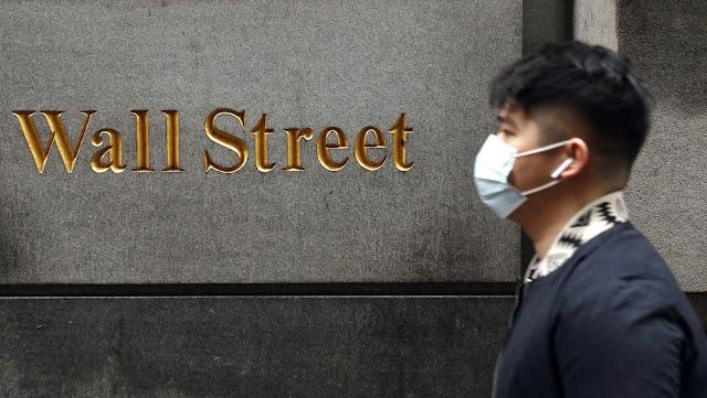 Dow Jones se desploma un 23 % en su peor trimestre desde 1987