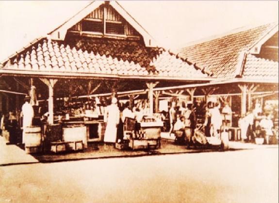 Sejarah Pasar Turi