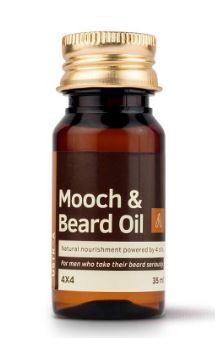 Ustraa Mooch and Beard Oil