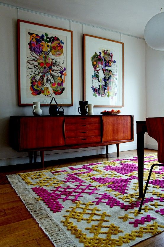 Rugs In Decoration That Will Inspire You This Winter