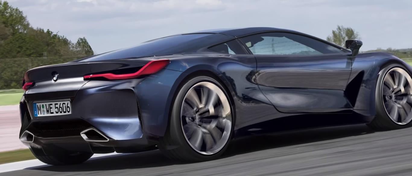 2019 BMW M10 Hybrid Hypercar - Motor Mania