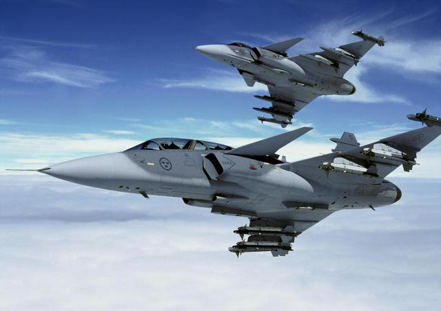 Amazing Weapons Loads - JAS-39 Gripen - Key Publishing Ltd