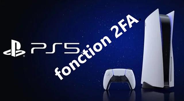 Comment activer la fonction d'authentification à deux facteurs sur la PS5?
