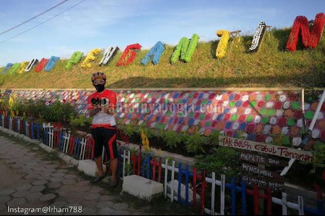 Embung Pengantin Wirun Mojolaban Menjadi Obyek Wisata Kekinian Di Kota Solo