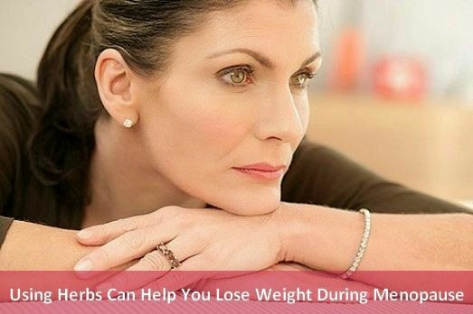 Using Herbs Can Help You Lose Weight During Menopause