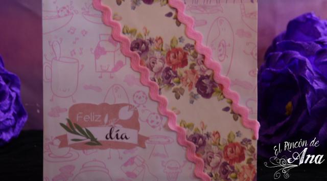Tarjeta DIY para el día de las madres - Etiquetas imprimibles