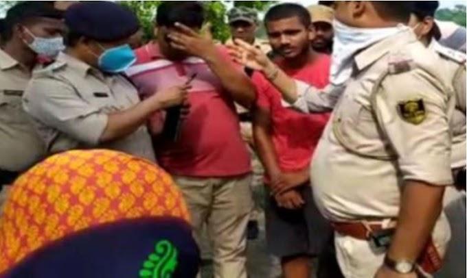हाजीपुर में फाइनेंस कर्मी की गोली मारकर हत्या, ₹ 3 लाख की लूट