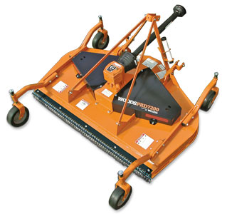 Woods Finish Mowers