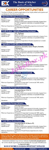 bank-of-khyber-bok-jobs-2021-in-all-over-pakistan-apply-online-via-bok-com-pk