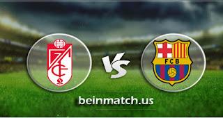 مشاهدة مباراة برشلونة وغرناطة بث مباشر اليوم  19-01-2020 في الدوري الاسباني