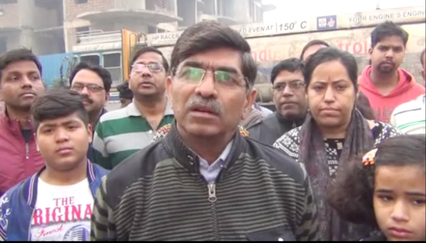Big scam of SRS builder in Faridabad, Industry Minister Vipul Goyal will be jailed