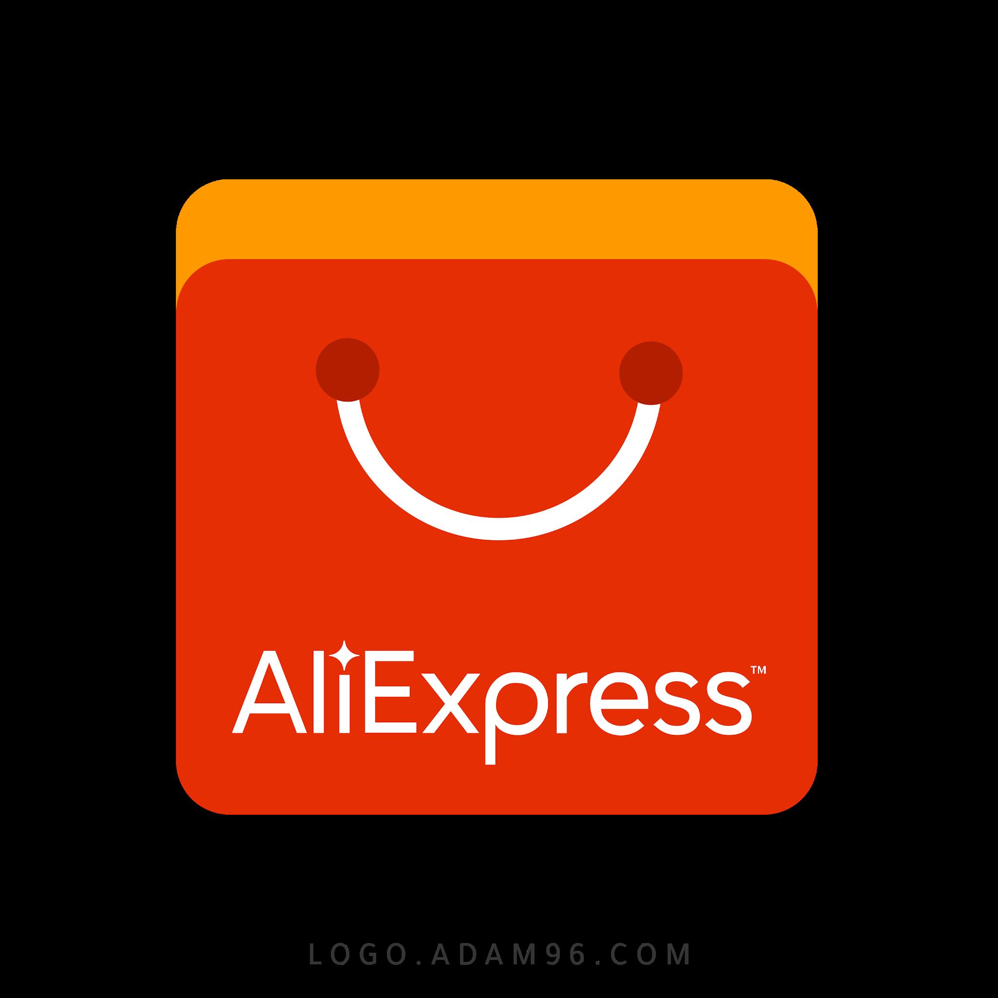 تحميل شعار موقع علي اكسبرس العالمي لوجو رسمي عالي الدقة بصيغة شفافة Logo Aliexpress PNG