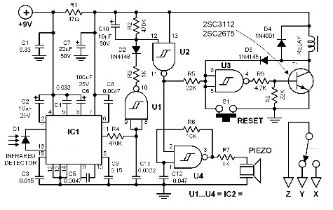 infrared-switch-circuit-diagrams-receiver-module