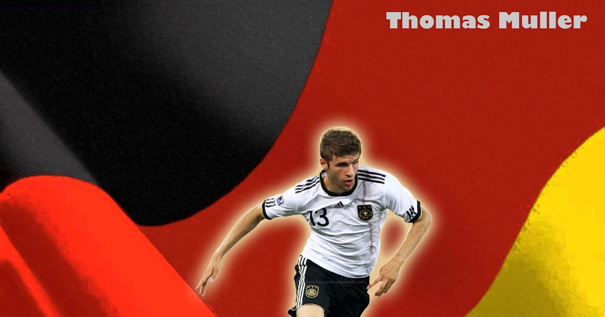 All Football Stars: Thomas Mueller Hd Wallpapers 2012