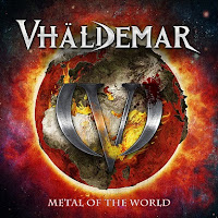 "Το τραγούδι των Vhäldemar ""Dusty Road"" από το album ""Metal of the World"""