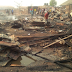 MPNAIJA GIST:Early morning fire destroys over 200 store in Edo State