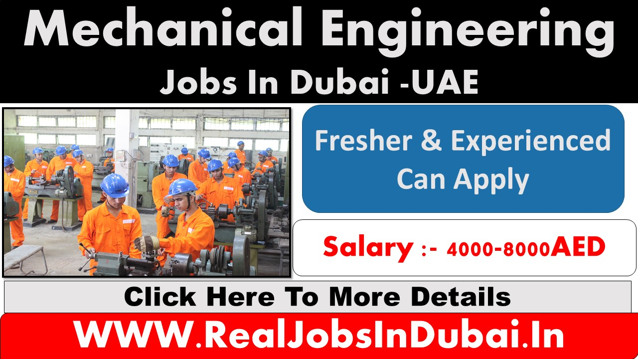 For Fresher Jobs In Dubai :- Click Here