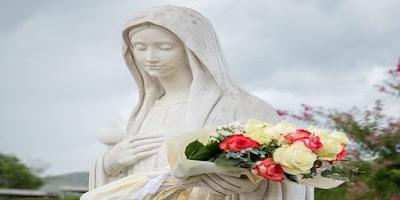 imagem de Nossa Senhora de Medjugorje