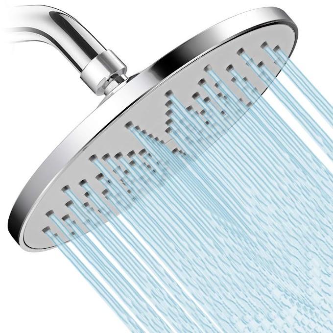 Shower Head- 8'' Large High Pressure  40% OFF