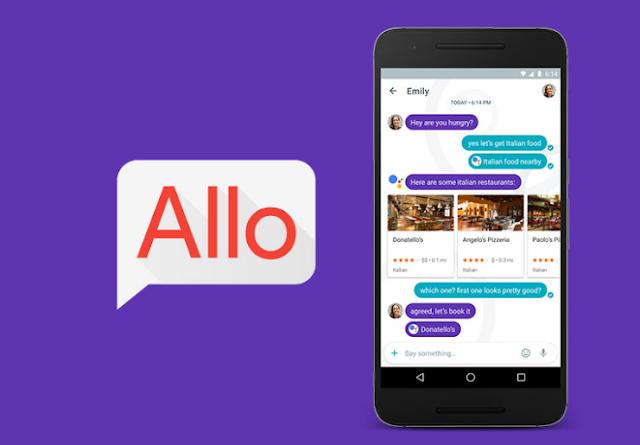 Cara Mengatasi Unfortunately Google Allo has Stopped Error di Android