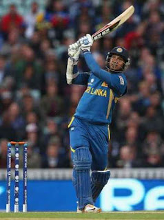 Kumar Sangakkara 134* - England vs Sri Lanka 8th Match ICC CT 2013 Highlights