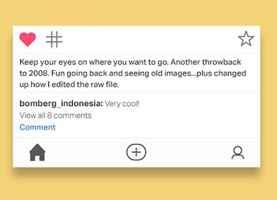 Cara Menjadi Top Comment di Postingan Instagram Orang Lain