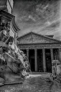 Historia del Panteón de Agripa