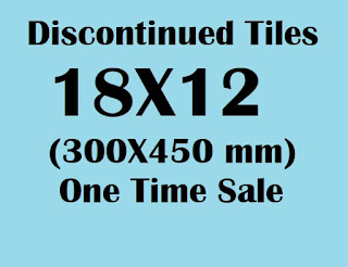 TILES FOR SALE 12X18