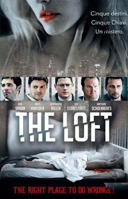 (18+) The Loft 2014 Dual Audio Hindi 720p Bluray Download
