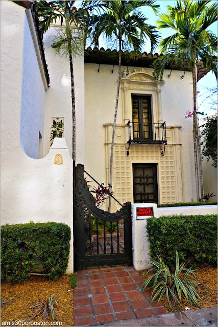 Casa de Estilo Español en Coral Gables, Miami