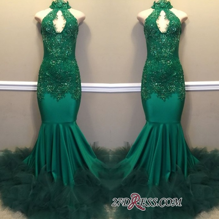 https://www.27dress.com/p/elegant-green-high-neck-keyhole-mermaid-prom-dress-109768.html