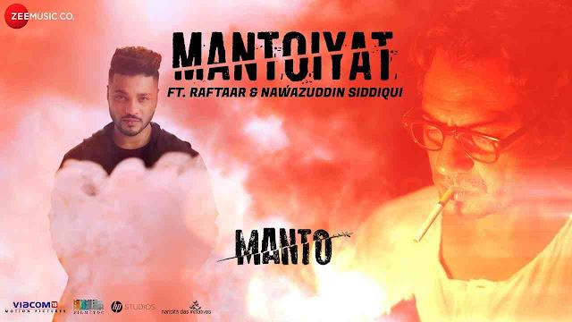 mantoiyat lyrics - Raftaar