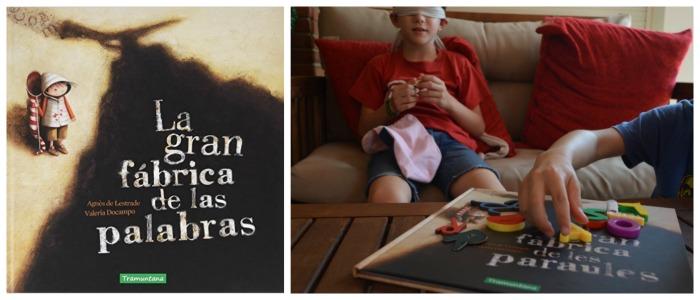 cuentos infantiles imprescindibles juego sensorial letras fabrica palabras