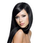 black hair type in spanish