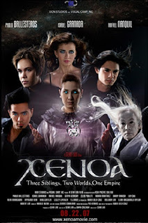 Xenoa is a 2007 sci-fi action-fantasy Filipino indie film, directed by Sean Lim.