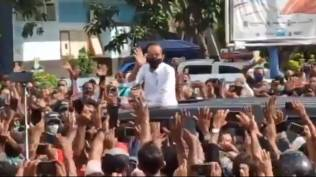 Mengapresiasi Kedatangan Presiden Jokowi ke Lokasi Bencana di NTT