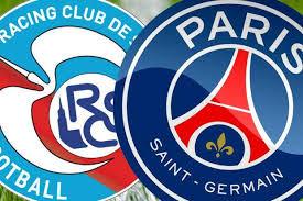 كورة اكسترا مباراة باريس سان جيرمان وستراسبورج