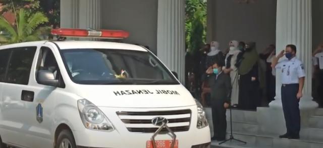 Ini Pesan Terakhir Sekda DKI Jakarta Saefullah kepada Anies