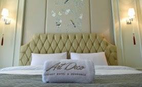 Kamar Hotel Art Deco Luxury Bandung