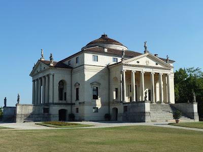 villa Capra-la Rotonda-Vicenza-Palladio-architettura