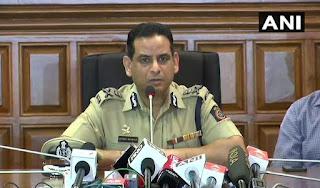 अंबानी विस्फोटक कार मामला: एनआईए अधिकारियों ने मुंबई पुलिस आयुक्त से की मुलाकात  | #NayaSaberaNetwork