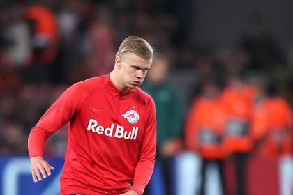 Barcelona, Manchester United Dan Juventus Tertarik Merekrut Erling Haaland Dari FC Salzburg
