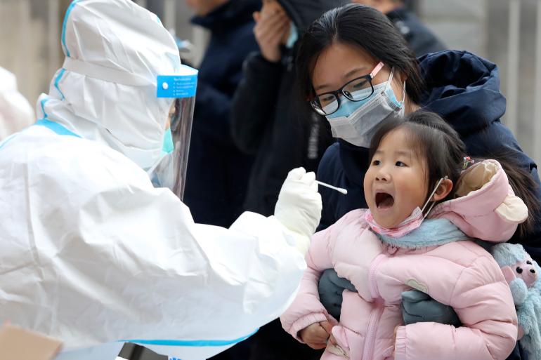China Rahasiakan Data Asal-usul Virus Corona