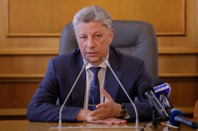 Юрій Бойко: Влада зраджує півмільйона виборців Донбасу, позбавляючи їх права голосу на виборах