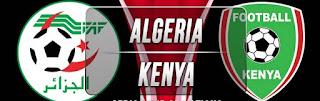 مشاهدة مباراة الجزائر وكينيا بث مباشر اليوم 23-6-2019 كاس الامم الافريقية مصر